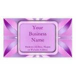 Grape Soda Fantasy Business Card
