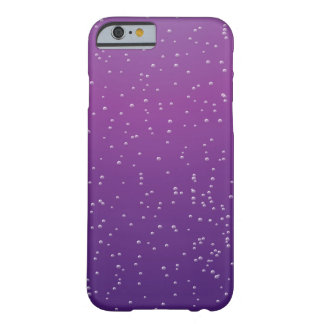 Grape Soda with Tiny Bubbles iPhone 6 Case