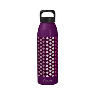 Grape Spotlights Reusable Water Bottle