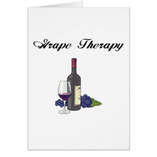 Grape Therapy Cards
