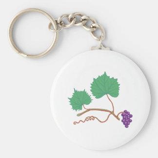Grape vine grape vine keychain