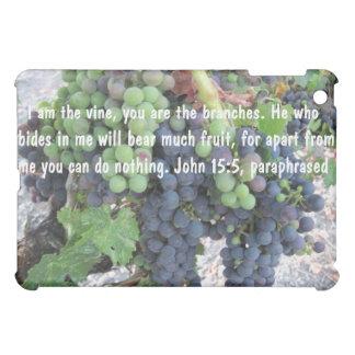 Grape Vine : I am the vine iPad Mini Cases
