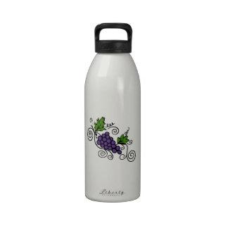 Grape Vines Drinking Bottles