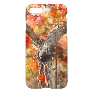 Grape Vines in the Fal iPhone 7 Case