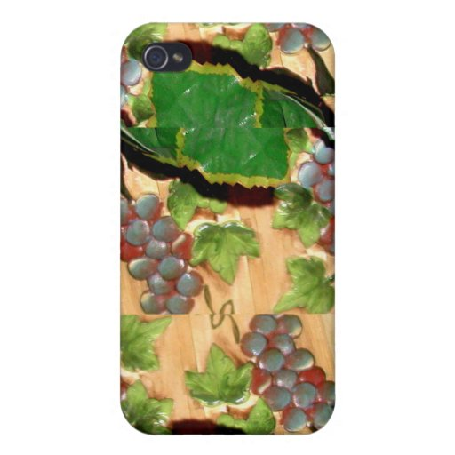 GRAPE VINES iPhone 4/4S COVERS