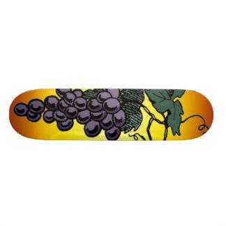 Grape Vines Skateboard