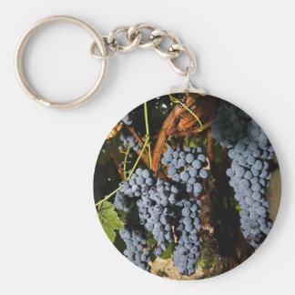 Grape Vineyard 2 Keychain