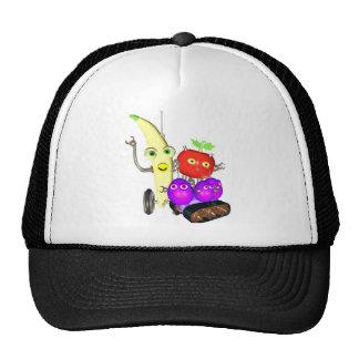 GrapeBot BananaBot Hats