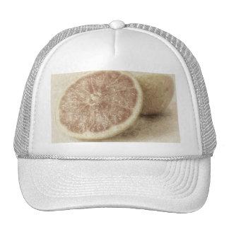 Grapefruit 1 Vintage Mesh Hat