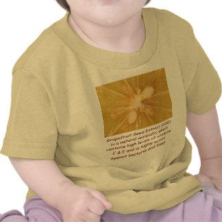 Grapefruit infant shirt