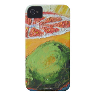 Grapefruit & Lime Blackberry Case