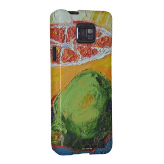 Grapefruit & Lime Samsung Galexy Case Galaxy S2 Case