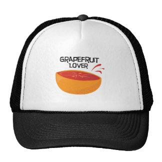Grapefruit_Love Mesh Hats