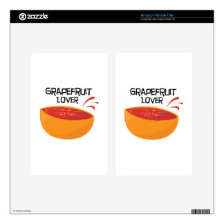 Grapefruit_Love Kindle Fire Decal