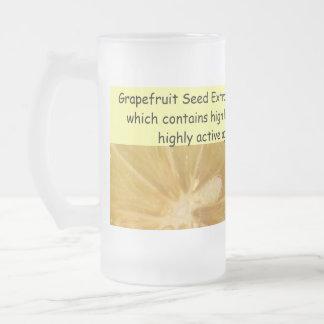 Grapefruit mug