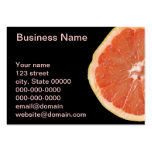 Grapefruit Slice Business Cards
