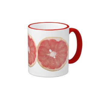 Grapefruit Slice Mug Mugs