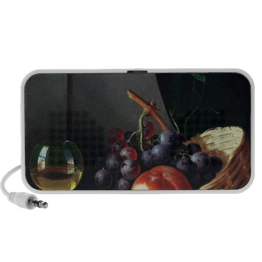 Grapes and plums mini speaker