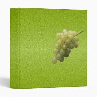 Grapes Avery Binder