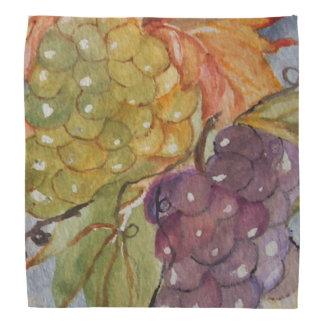Grapes Bandana