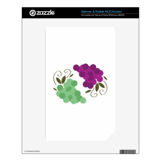 Grapes_Base NOOK Color Decals