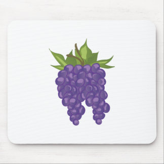 Grapes Bunch Mouse Pad