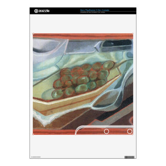 Grapes by Juan Gris Decals For PS3 Slim