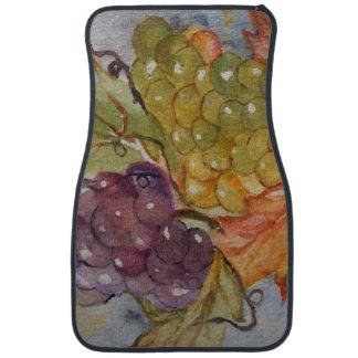 Grapes Car Mat