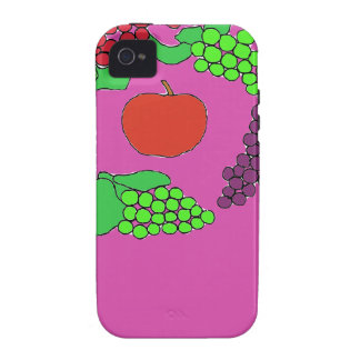 Grapes iPhone 4/4S Case