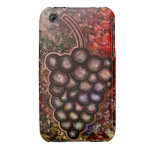 Grapes Case-Mate iPhone 3 Cases
