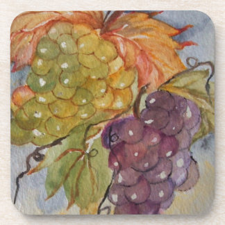 GRAPES DRINK COASTER