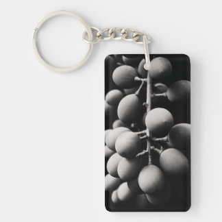 grapes for a sour day keychain
