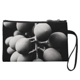 grapes for a sour day wristlet wallet