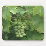 Grapes, France - Rachel McKoen Mouse Pads