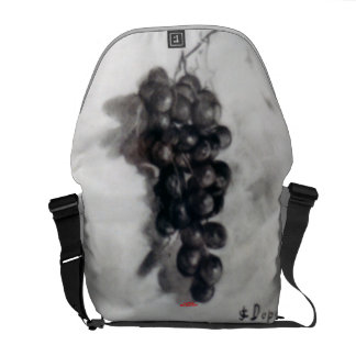 Grapes/Grapes Courier Bags