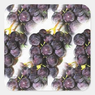 Grapes Grapes Sticker
