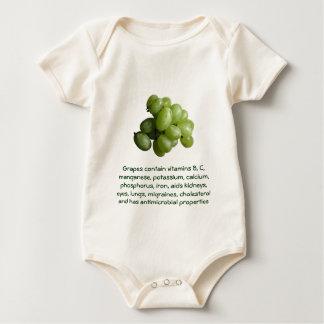 Grapes infant onsie creeper