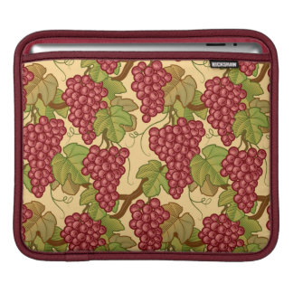 Grapes Sleeve For iPads