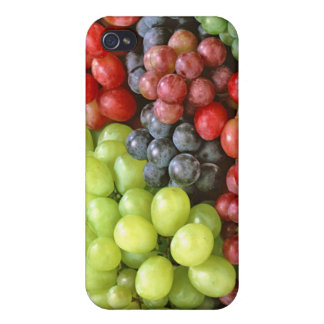 Grapes iPhone 4 Cover