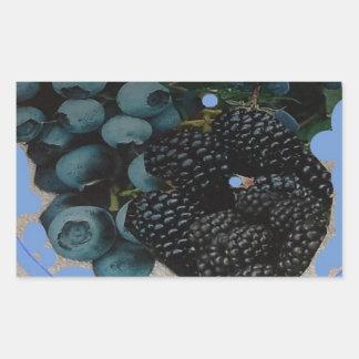 grapes.JPG image for decor Rectangular Sticker