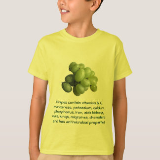 Grapes kids shirt