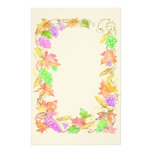 Grapes & Leaves - Stationery