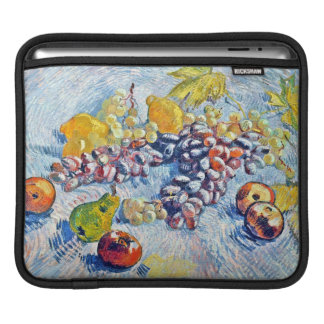 Grapes, Lemons, Pears and Apples Vincent van Gogh iPad Sleeves