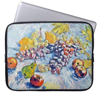 Grapes, Lemons, Pears and Apples Vincent van Gogh Laptop Sleeve