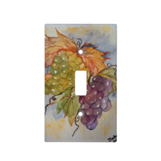Grapes Light Switch Cover