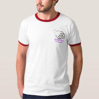 GRAPES Logo, G.R.A.P.E.S, Investigator T-Shirt