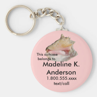 Grapes Luggage ID tag Basic Round Button Keychain