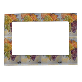 Grapes Magnetic Picture Frame