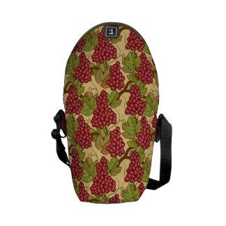 Grapes Messenger Bag