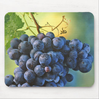 Grapes Mouse Pads